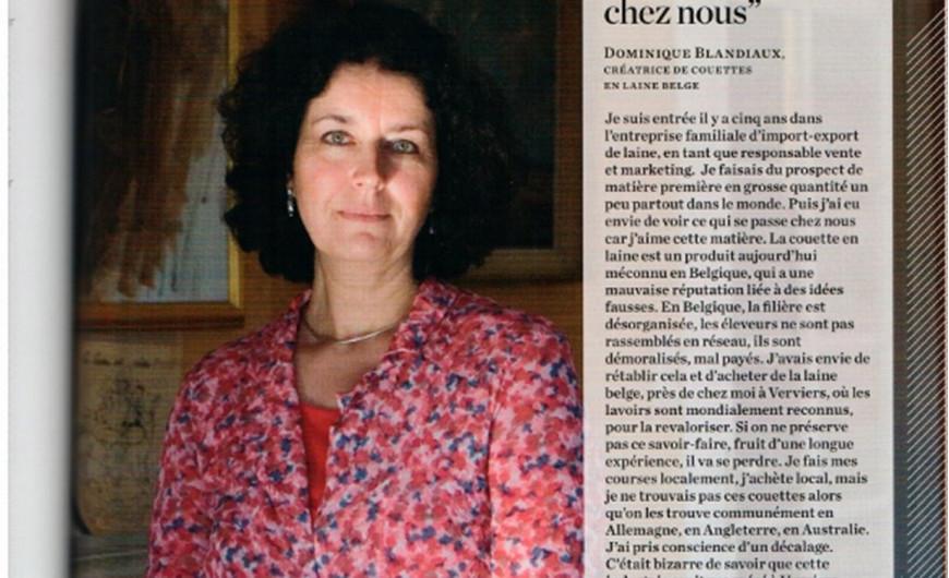 """Article paru dans """"Psychologie Magazine"""" : Tout change, et vous ?"""