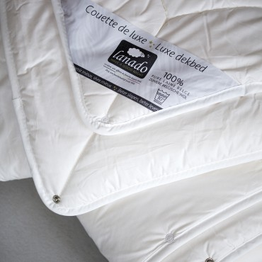 SUPER WASHABLE WOOL DUVET - anti-dust mite