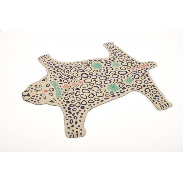 LEOPARD MAT - Children's bedroom